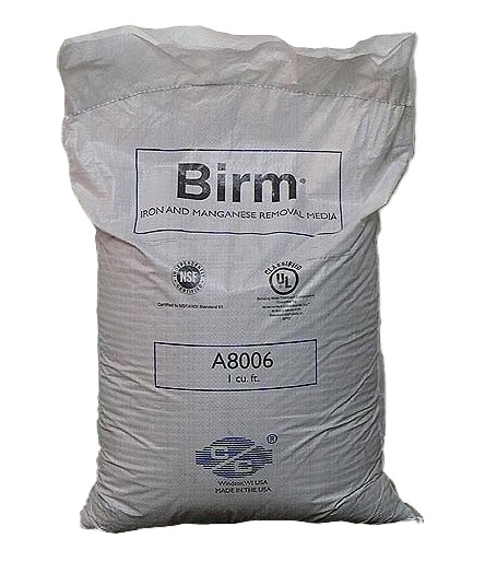 Mediu filtrant BIRM