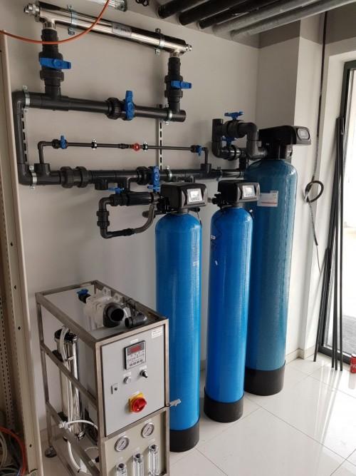 Montaj filtre apa