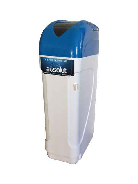 Dedurizator automat compact 25 litri